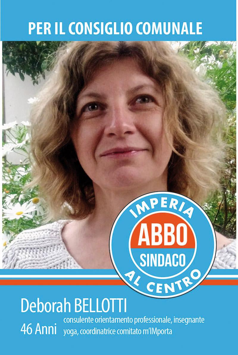 Deborah BELLOTTI