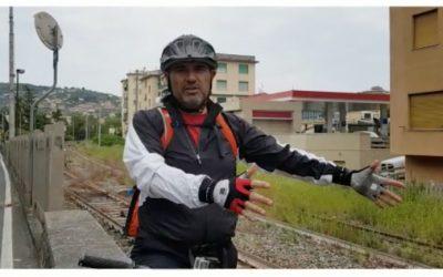 Dove passerà la ciclabile – Borgo San Moro – Fondura