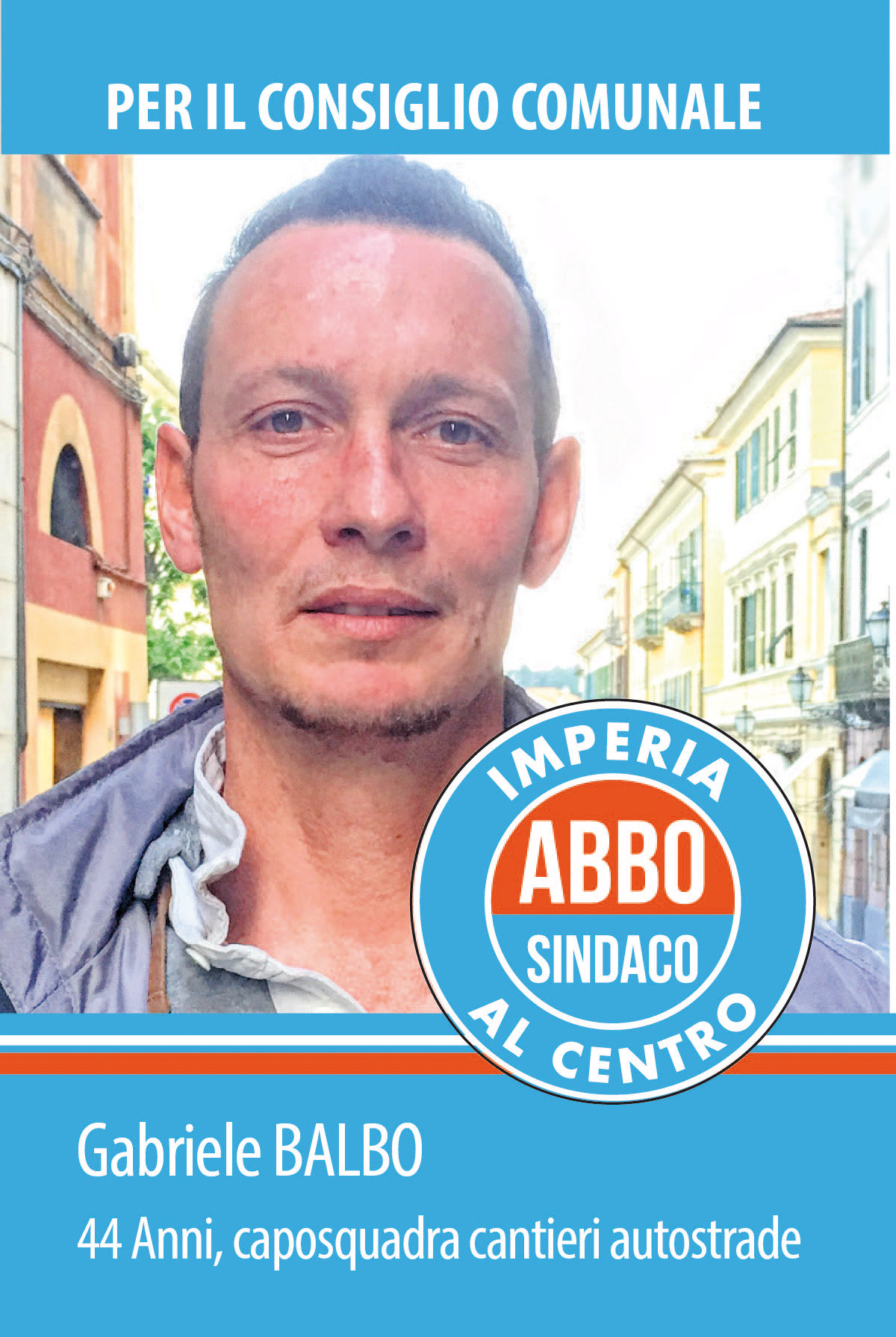 Gabriele BALBO