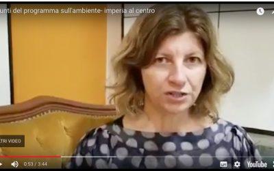 Imperia al centro e ambiente – Guido Abbo – Deborah Bellotti