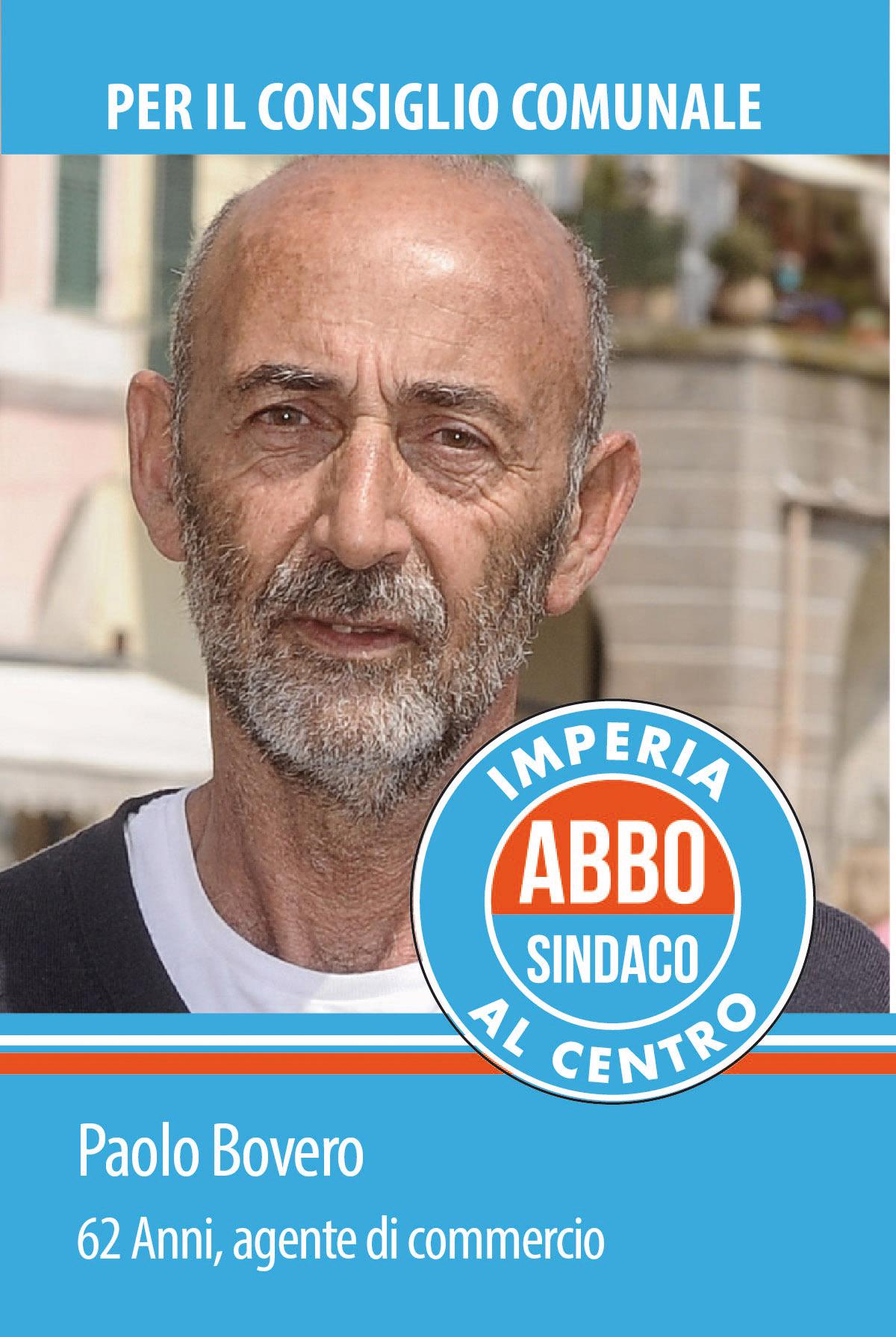 Paolo BOVERO