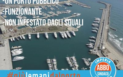 I porto di Imperia (il più bello, il più grande del mediterraneo)